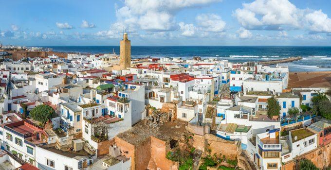 Rabat stad